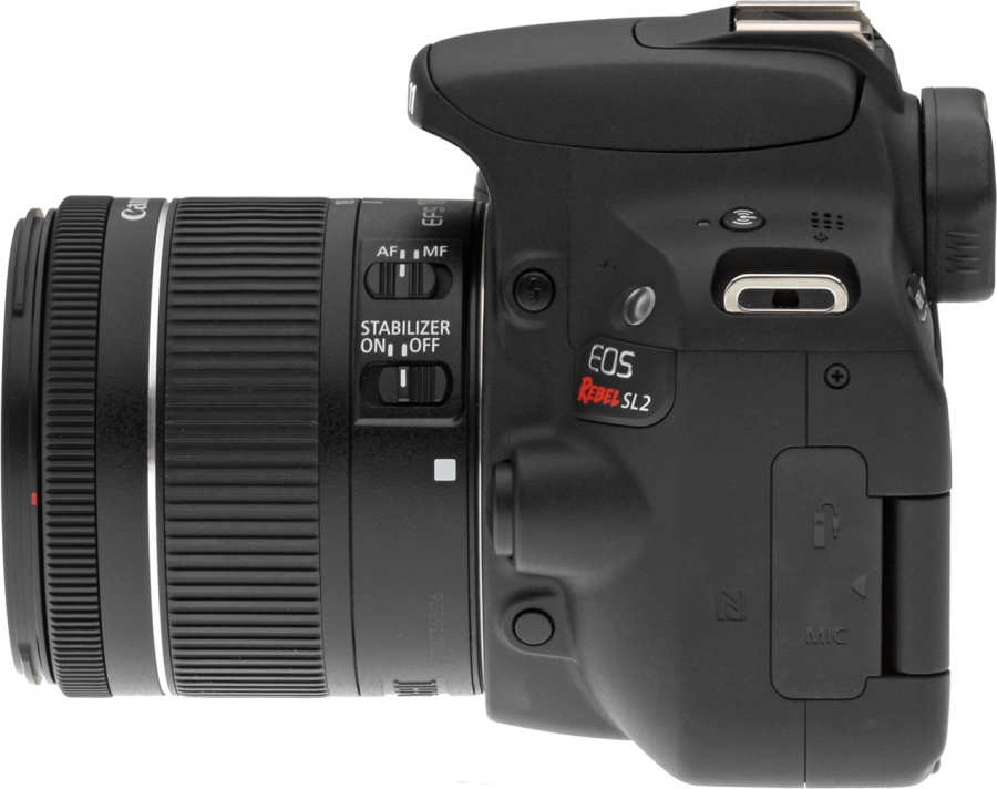 Canon EOS Rebel SL2 (EOS 200D) Review - Guide To Camera
