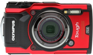 Olympus Tough TG-5 Front