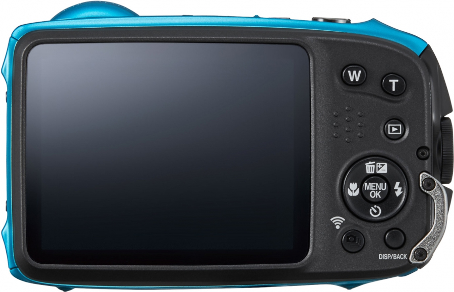 Fujifilm FinePix XP120 Back