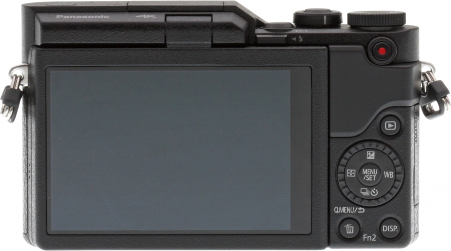 Panasonic Lumix DC-GX850 Back