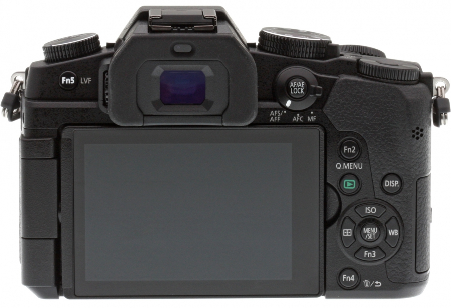 Panasonic Lumix DMC-G85 Back