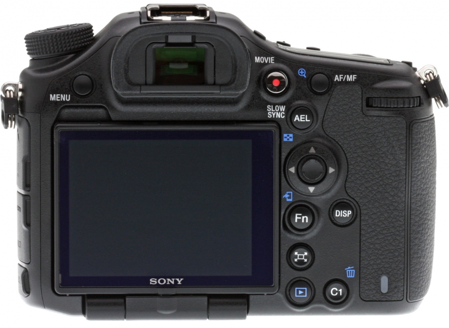 Sony Alpha ILCA-A99 II Back