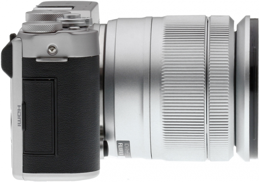 Fujifilm X-A3 Right