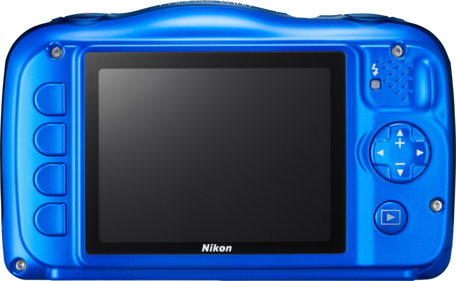 Nikon Coolpix W100 Back