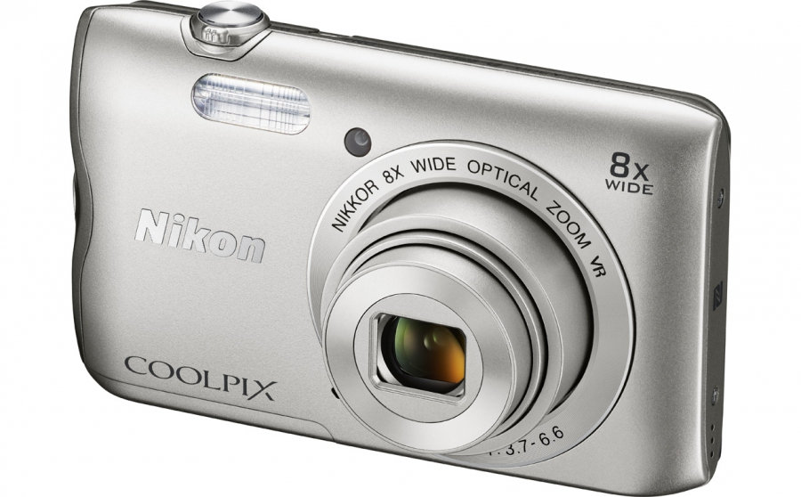 Nikon Coolpix A300 Back
