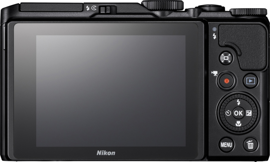 Nikon Coolpix A900 Back