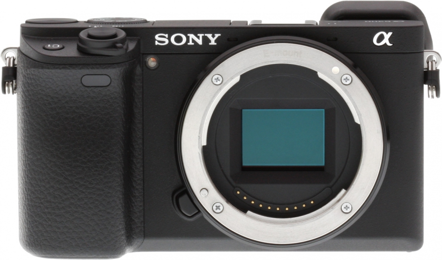 Sony Alpha ILCE-A6300 Front