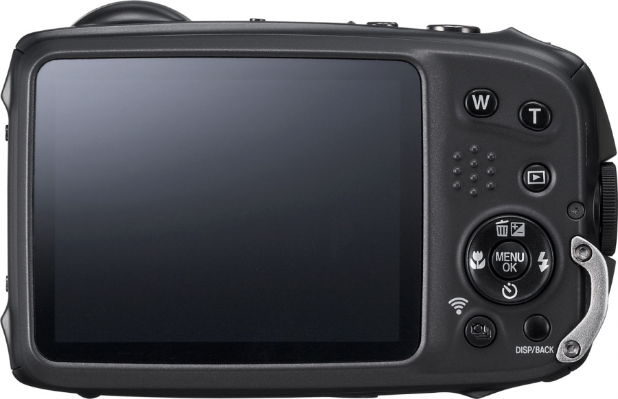 Fujifilm FinePix XP90 Back