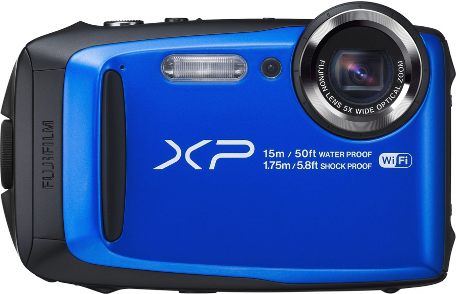 Fujifilm FinePix XP90 Left