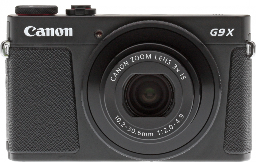 Canon PowerShot G9 X Front