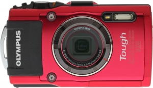 Olympus Tough TG-4 Front