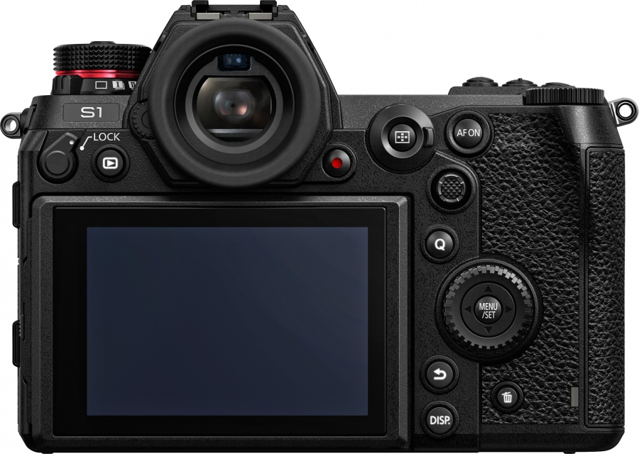 Panasonic Lumix DC-S1 Back