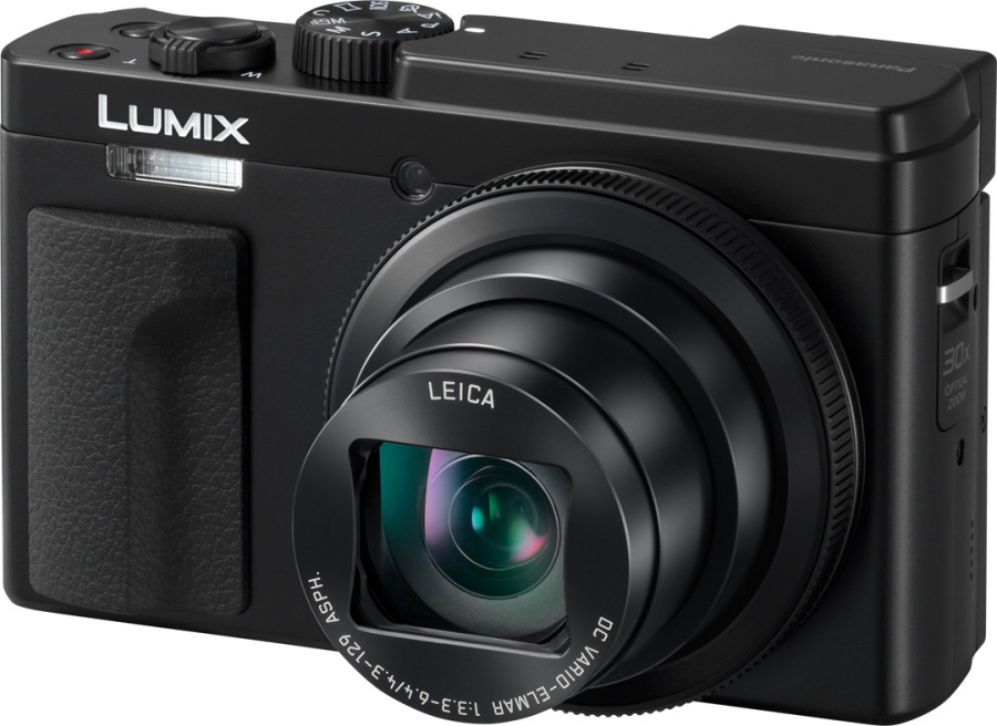 Panasonic Lumix DC-ZS80 Right