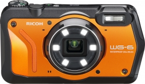 Ricoh WG-6 Front