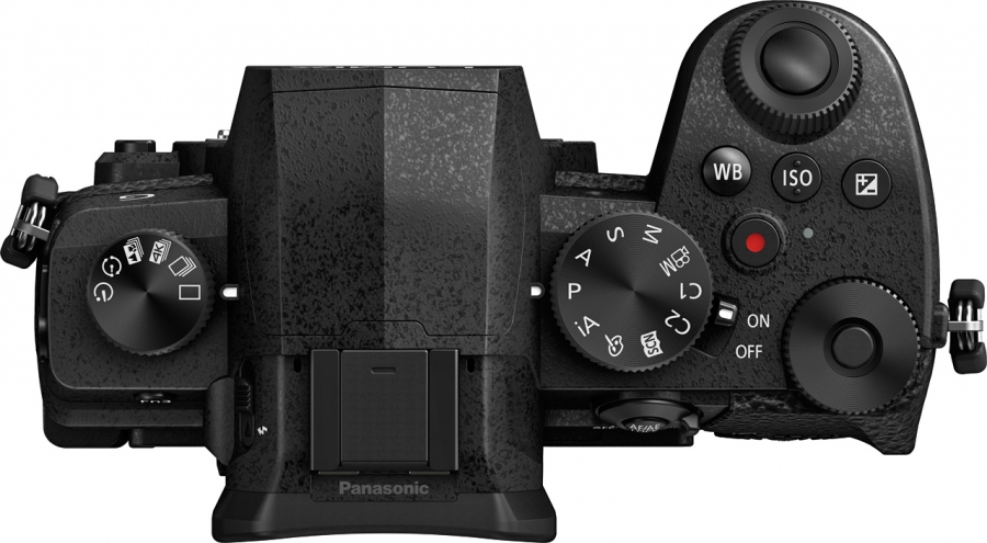 Panasonic Lumix DC-G95 Top