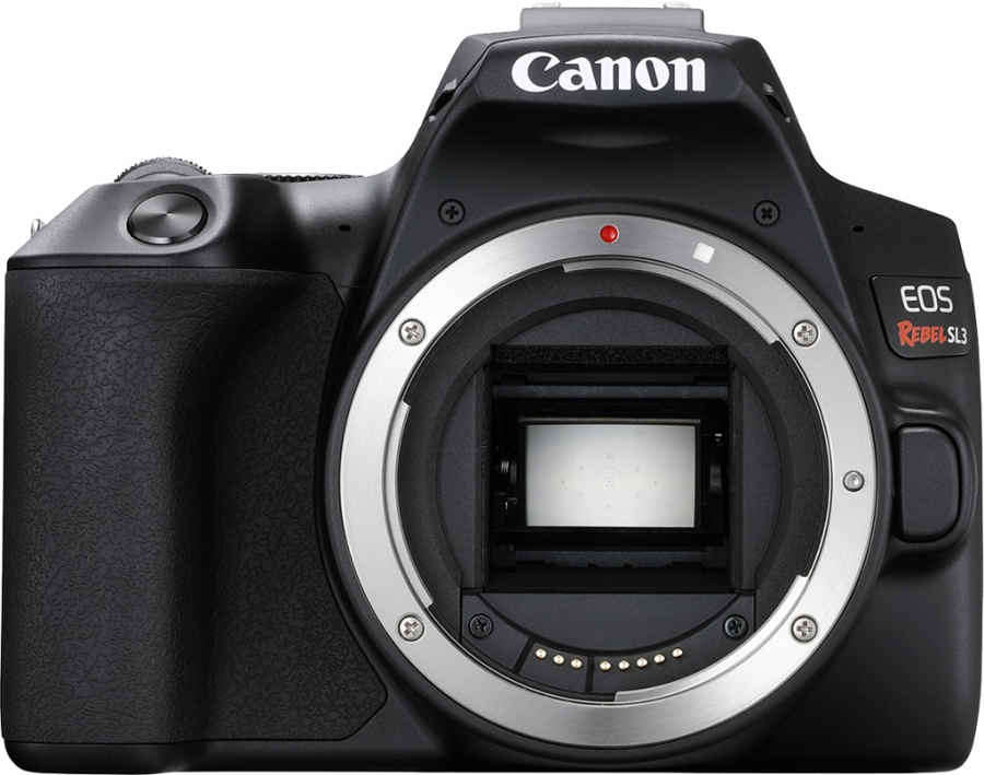 Canon EOS Rebel SL3 Camera Officially Anonunced