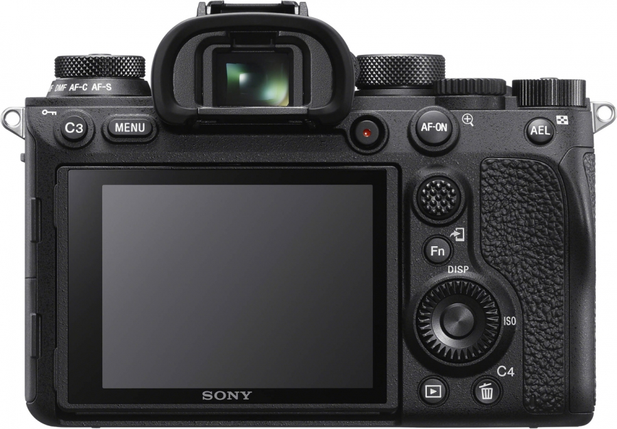 Sony Alpha ILCE-A9 II Back