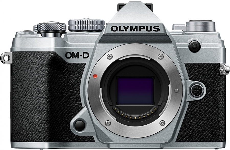 Olympus OM-D E-M5 III Front