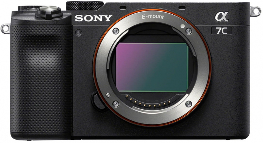 Sony Alpha ILCE-A7C Front