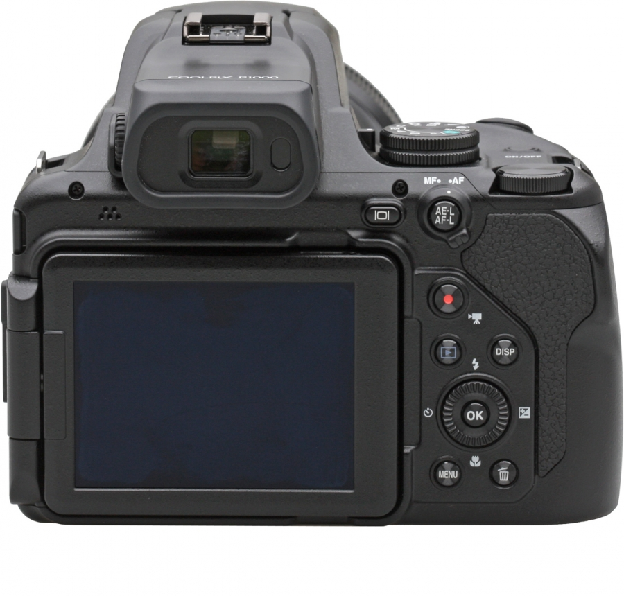 Nikon Coolpix P1000 Back