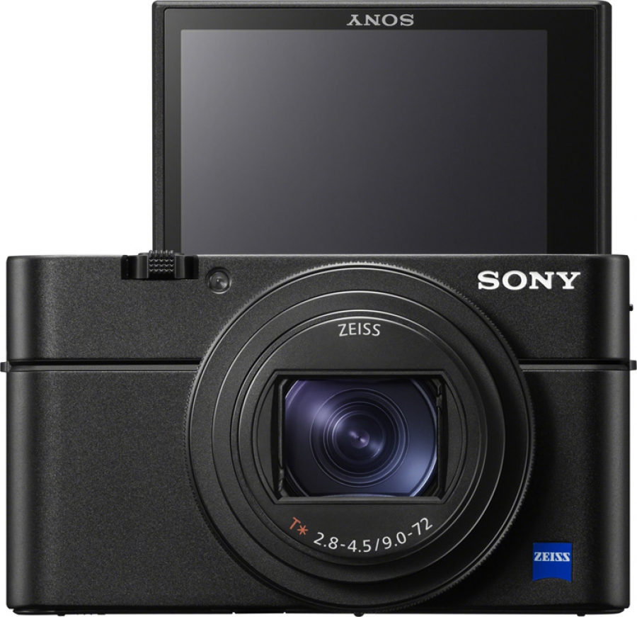 Sony Cyber-shot DSC-RX100 VI Right