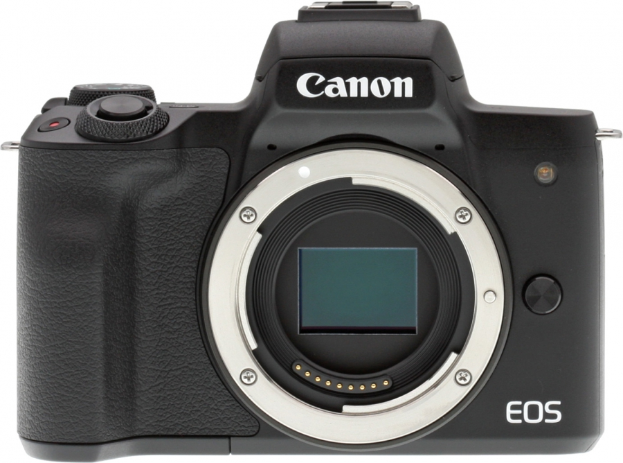Canon EOS M50 Front