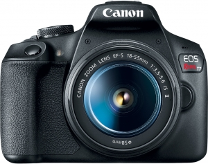 Canon EOS Rebel T7 (EOS 2000D) Front